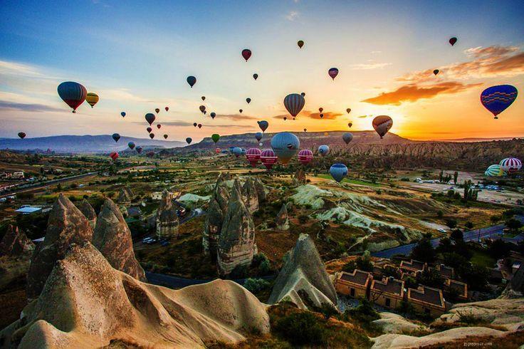 Son İki Ayda Üç Balon Kazasının Meydana Geldiği Kapadokya'da Hava Trafik Kontrolü Neden Yok?