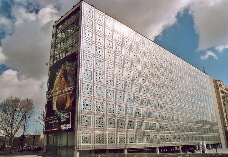 Institut du Monde Arabe - various exhibitions related to Arab world -  1 Rue des Fossés Saint-Bernard