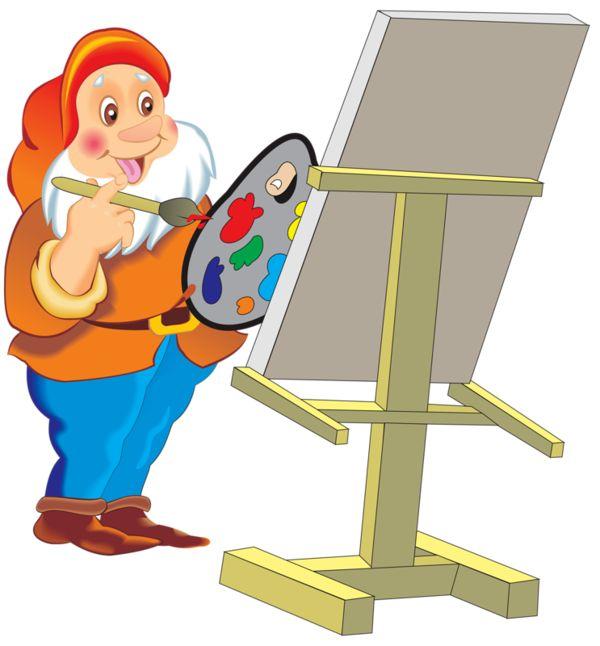 Personnages Illustration Individu Personne Gens Clip ArtGnomesBelleColor PalettesThe DwarvesIllustrations