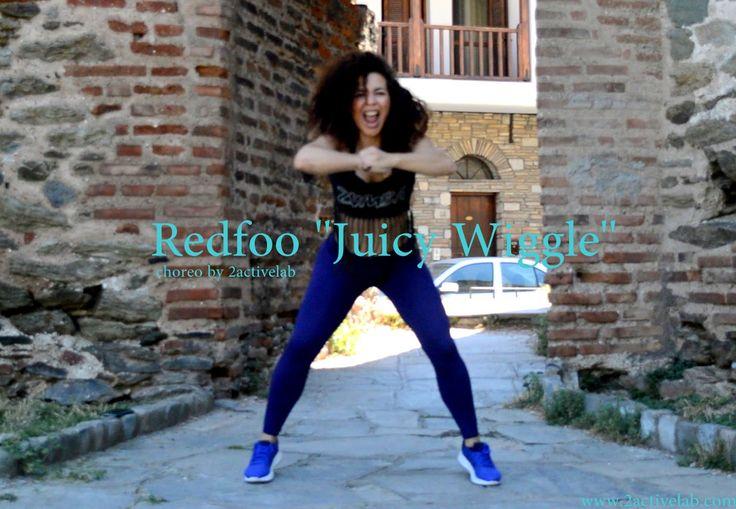 Redfoo - Juicy Wiggle ZUMBA CHOREO
