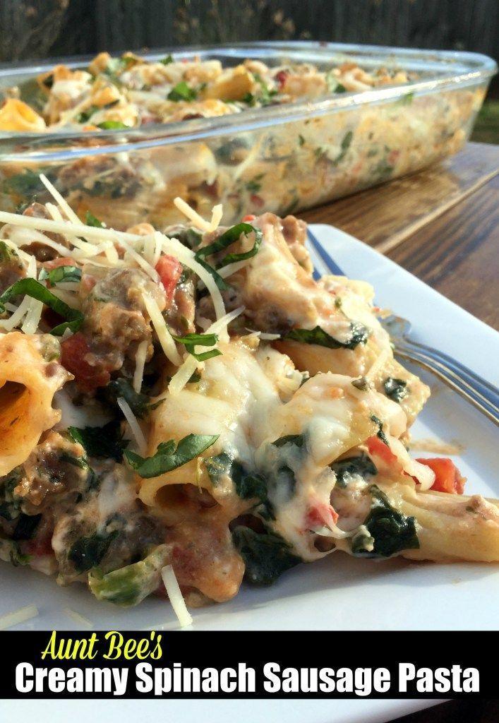 ... Sausage Pasta Recipes, Chicken Sausage Pasta and Italian Sausage Pasta