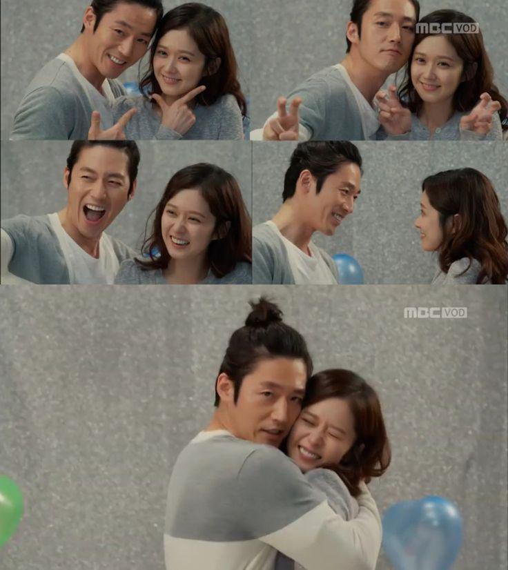 Fated to Love You - Jang Hyuk, Jang Nara | Drama Asia ... Fated To Love You Kiss