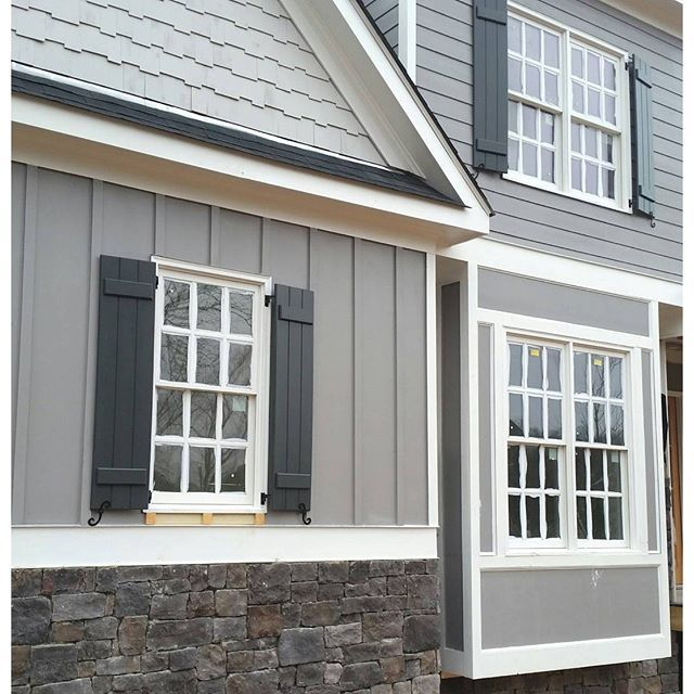 Gray Shingle Paint Color Sw 7670 By Sherwin Williams View Interior And Exterior