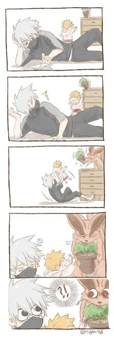 Kakahi - Naruto - Kurama