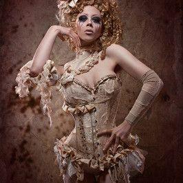 'Victorian Doll' Corset