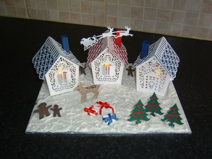 this is the tonic gingerbread house die it is on our website so you can pre-order