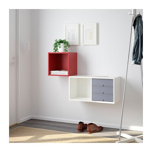 Ikea Kitchen Wall Storage: IKEA VALJE Wall Cabinet Optimise Your Storage With PALLRA