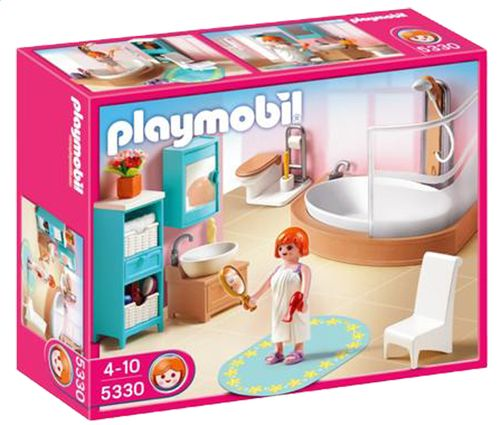Playmobil Dollhouse 5330 La salle de bains