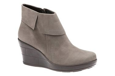 Perfect for the office or holiday parties, the ABEO Kali wedge  bootie adds instant style and comfort!