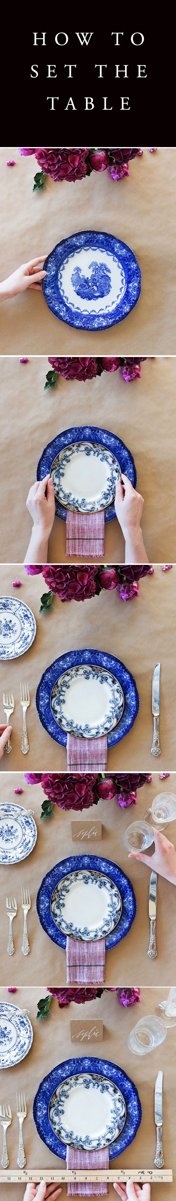 Formal dinner table setting etiquette - 17 Best Ideas About Formal Table Settings On Pinterest That Party Place Table Setting Guides And Table Setting Diagram