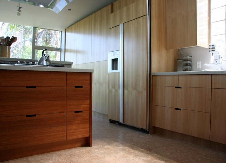 IKEA Kitchen In Oak/mahogany (Cultivate.com) · Ikea KitchenCabinet DoorsKitchen  ...
