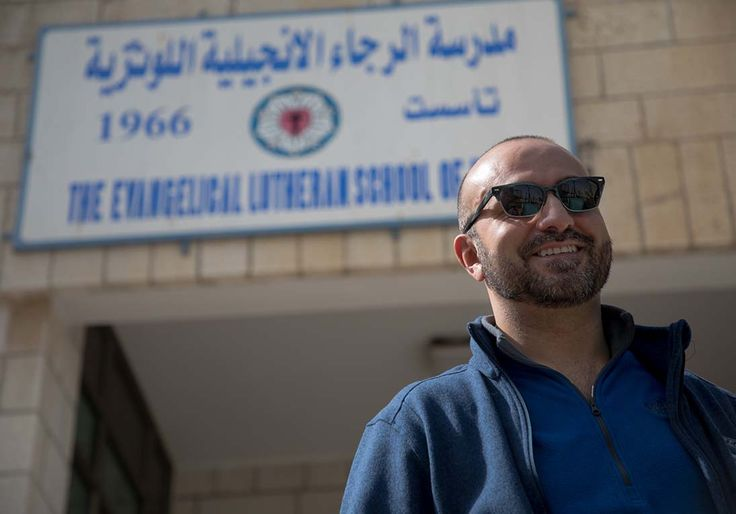 What will a new building do for the ministry of the Evangelical Lutheran School of Hope in Ramallah? Part three of a four-part series.