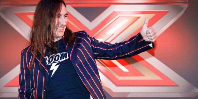 X Factor: tutti pazzi per Manuel Agnelli