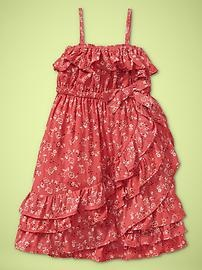 prettyAsymmetrical Hemmings, Toddlers Girls, Asymmetrical Ruffles, Girls Clothing, Gap Kids, Ruffles Dresses, Brown Boots, Kids Clothing, Cowgirls Boots