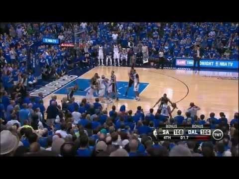 Buzzer Beater Shot By Vince Carter At Spurs Vs Mavericks Game - #BuzzerBeater #Mavericks #Spurs #VinceCarter