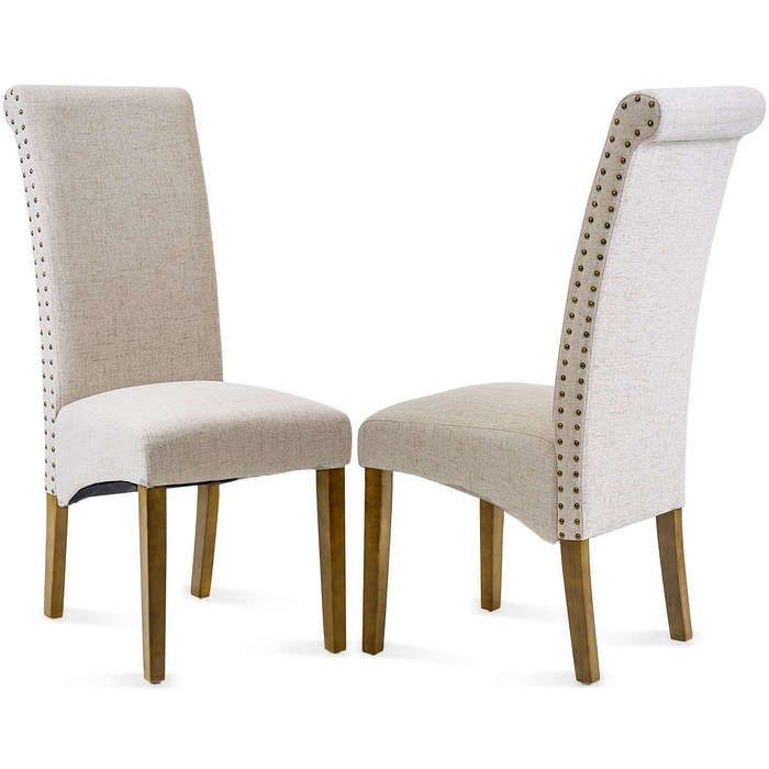 10 Best Dining Chairs Under 100 Fabric Dining Chairs Dining Chairs Farmhouse Dining Chairs