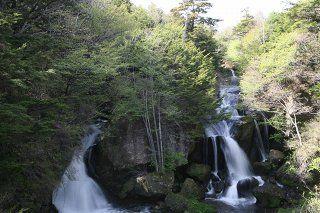 Ryūzu Falls(Nikkou-shi Tochigi)