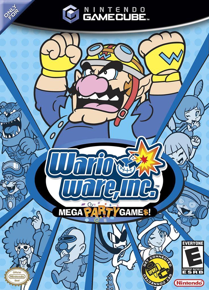 WarioWare, Inc. Mega Party Games - WarioWare games - Nintendo