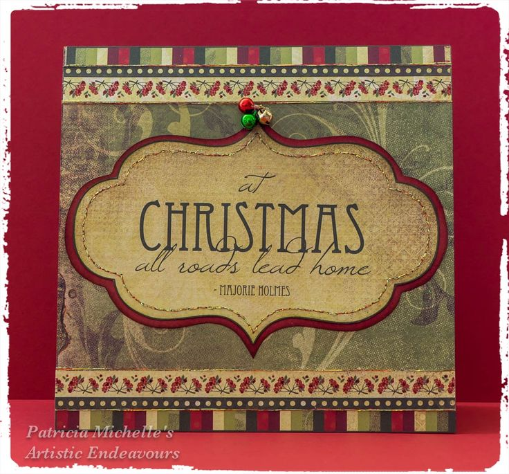 #kaisercraft #christmas #christmascards #cards