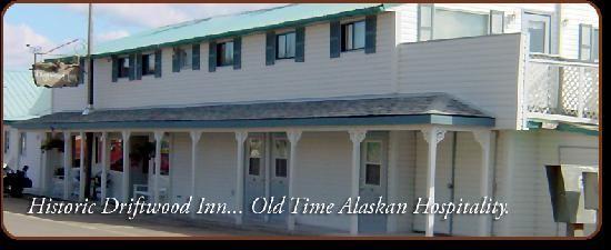 Driftwood Inn & Homer Seaside Lodges Homer, Alaska good TripAdvisor reviews, not conference hotel - distance?