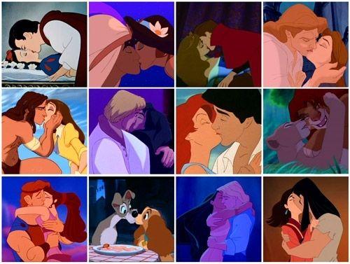 True <3: A Kiss, First Kiss, Disney Couple, Disneykiss, Disney Princesses, Disney Kiss, True Love, Fairies Tales, Disney Movie