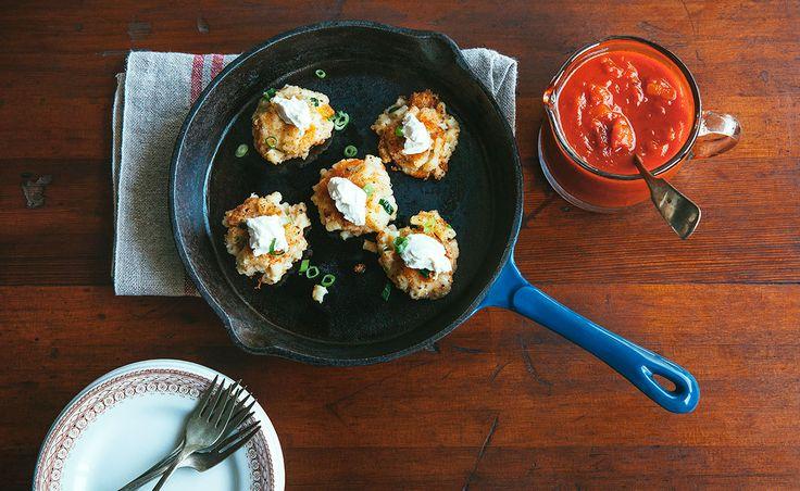Notre recette de Macaroni au fromage enrobé de chapelure croustillante — Semaine 3 : En croquettes | Natrel | Natrel