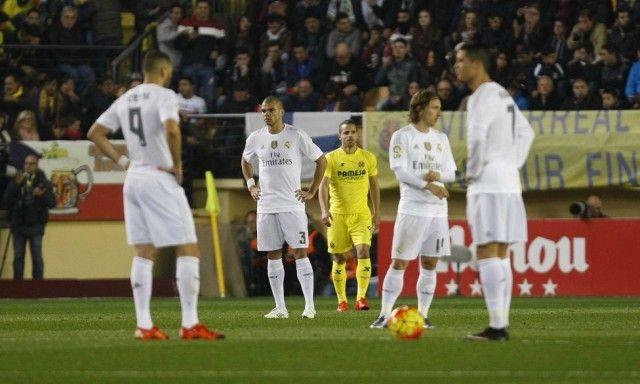 Hasil Liga Spanyol tadi tengah malam antara Villarreal vs Real Madrid berhenti bersama score 1-0. Gol tunggal Roberto Soldado telah pass jadi penentu score Real vs Villarreal, sekaligus memberikan kekalahan ke-3 bagi pasukan Rafael Benitez di La Liga. Mimpi jelang Barcelona saat ini terbuang demikian saja. Jarak Madrid-Barca justru melebar menjadi lima poin. Menurunkan skuad