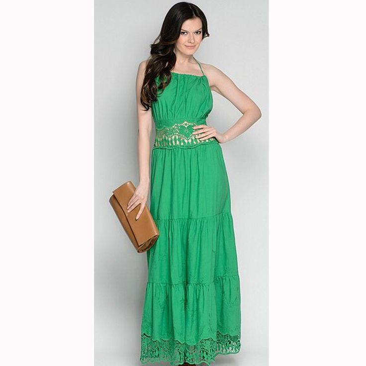 Superior Find More Dresses Information About New Arrival Fashion Long Women Dress  Hang Neck Sleeveless Floor Length