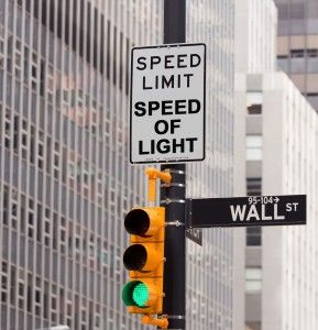 What is a Millisecond Worth? In the low-latency world of high-frequency trading, some will lose, no matter how smart their systems and people are. Can you catch up? Or should we slow them down?