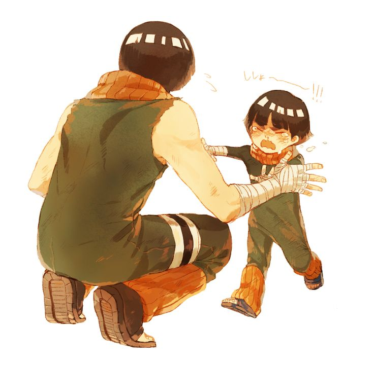 Tags: Fanart, NARUTO, Rock Lee, Pixiv, Might Guy, Fanart From Pixiv, Might Dai, Pixiv Id 13861001