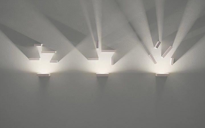 Lampa wewnętrzna, ścienna Vibia Set 7753 id: 30 | Wszystkie Lampy wewnętrzne \ LAMPY ŚCIENNE Kolekcje \ VIBIA