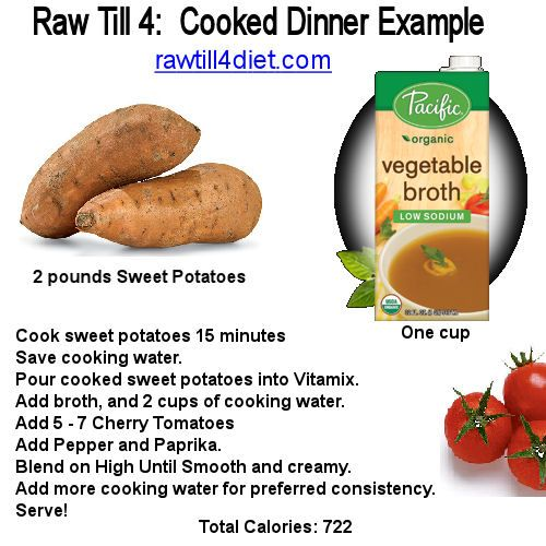 Oh  My  God  This raw till 4 approved no oil  sweet potato soup is to die for    http   rawtill4diet com raw till 4 oil free sweet potato soup