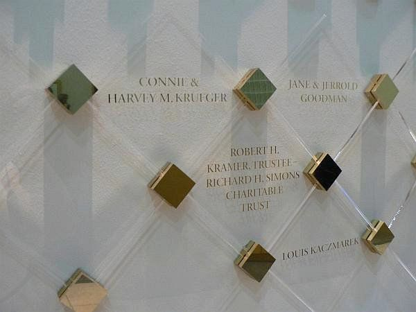 Donor Recognition Plaque Ideas | just b.CAUSE