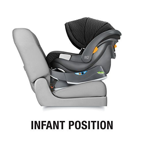 Chicco Fit2 2-Year Rear-Facing Infant & Toddler Car Seat Tempo
