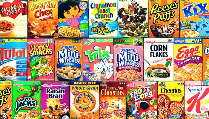 10 Uses for Empty Cereal BoxesCookies Crisps, Business Cards, Rice Krispies, Cereal Boxes Crafts, Best Food, Kids, National Cereal, 31 Things, Bowls