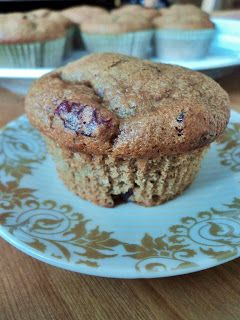 Muffiny z raznej múky