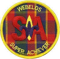 Webelos Sa Patch Requirements Webelos Scout Pinterest