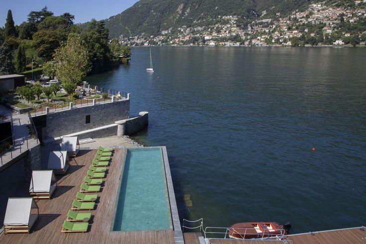 Il Sereno: un hotel con vista mozzafiato sul Lago di Como - Icon Design