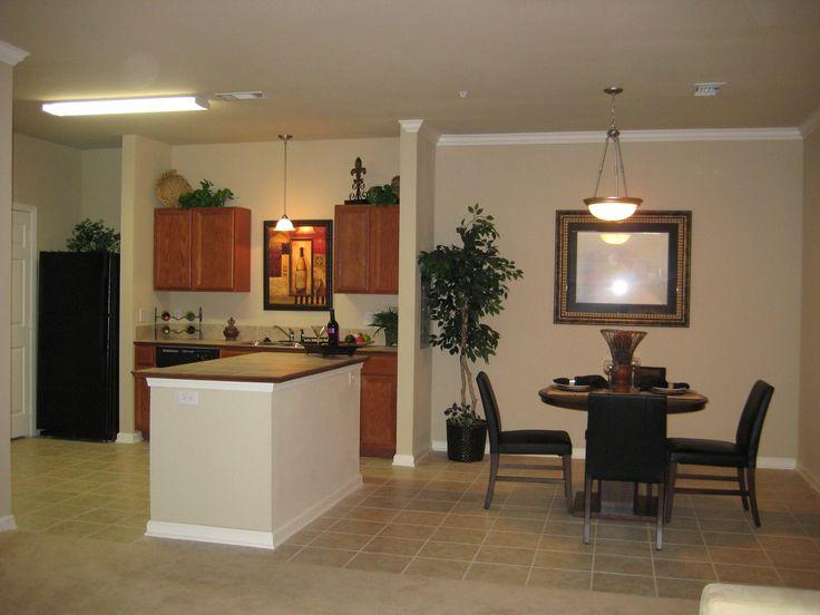 Ivy Park Apartments Kitchen