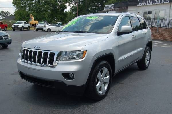 2012 JEEP GRAND CHEROKEE REDUCED!! (WE FINANCE) BUY HERE PAY HERE (Charlotte)