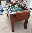 "Sportcraft 24"" tournament-style foosball table"