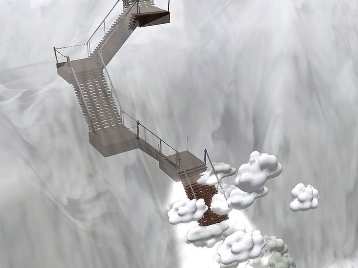 Stairway into the Sky