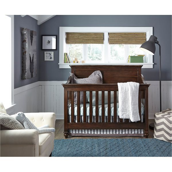 rustic crib furniture. now at rc willey paula deenu0027s guys collection convertible crib features timeless styling with a rustic furniture