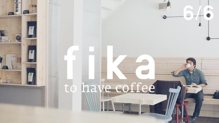 "Episode 6/6 of ""fika: to have coffee"" is here: www.vimeo.com/173282684. Enjoy + share!"
