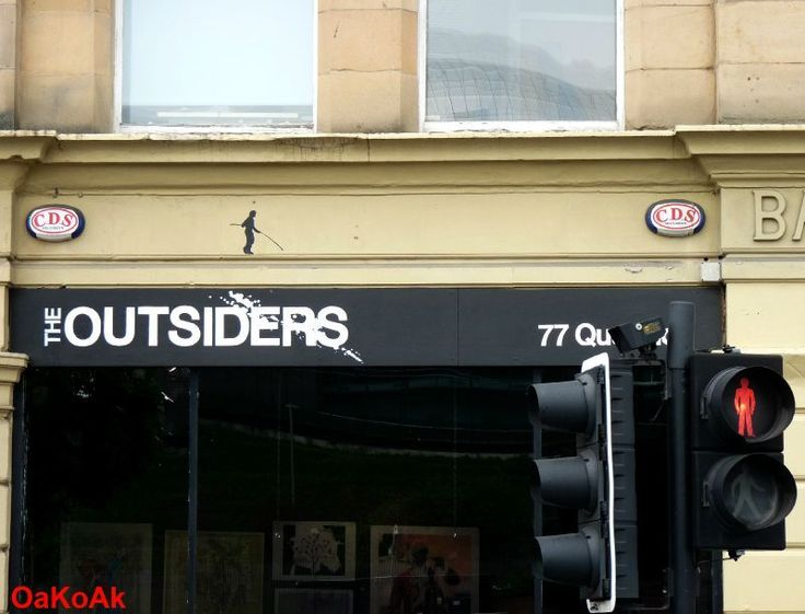 At The Outsiders/Newcastle.: Images From, Art Utopia, French Artists, Image, Street Art, Con Arte, Artists Oakoak, Arte Callejero, Streetart