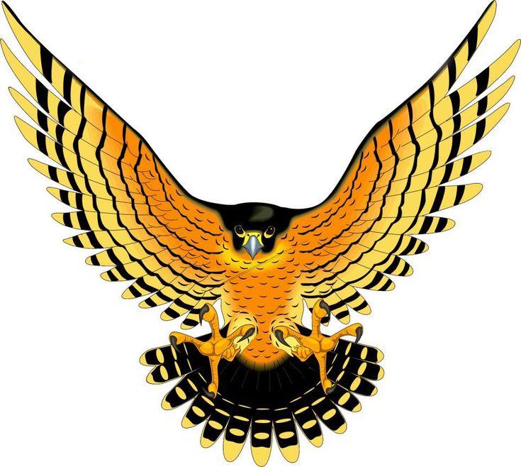 Birth Totem - Falcon