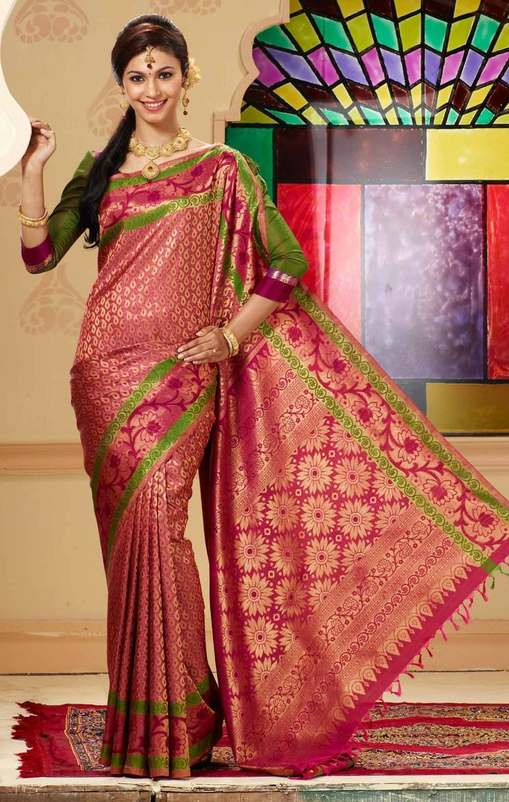 16 best Saree pattern images on Pinterest | Wedding scrapbook ...