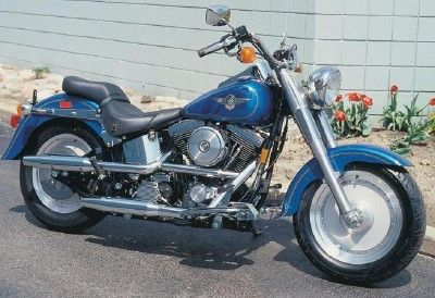 Harley Fat Boy - Google Search
