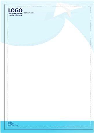 Lojistik Antetli Kağıt