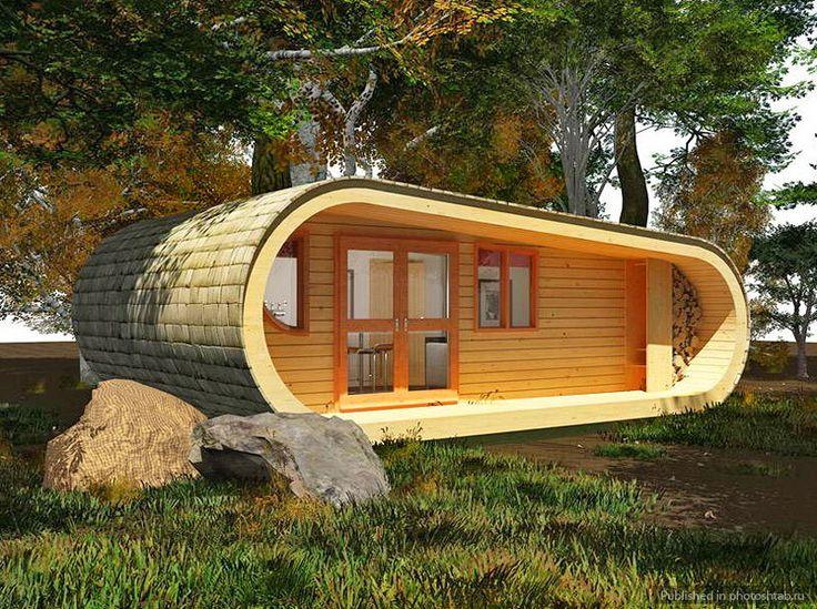 Small house Dacha